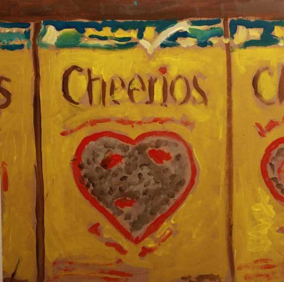 'Cheerios' - Brendan O'Connell