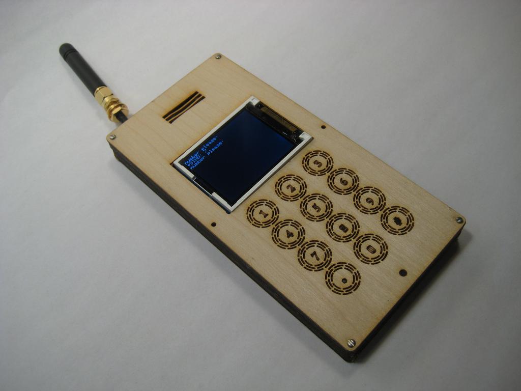 diy cellphone un tel fono m vil que cualquiera puede