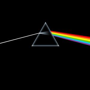 """""""Dark Side of the Moon"""" (Pink Floyd, 1973)"""