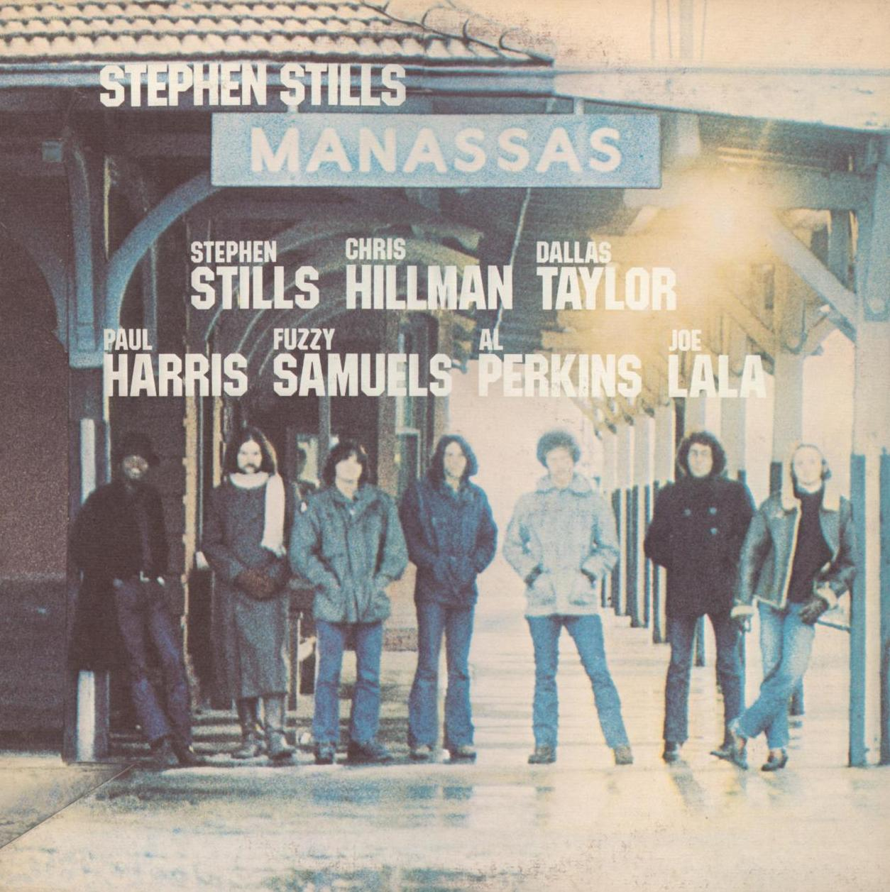 """""""Manassas"""" (1972)"""