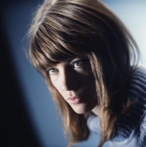 Françoise Hardy © Sam Lévin