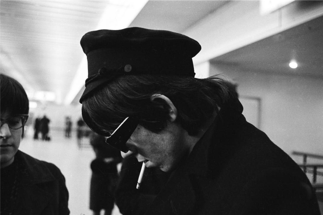 Keith Richards © Roger Kasparian