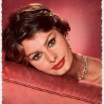 Sophia Loren © Sam Lévin