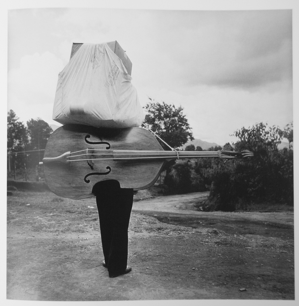 Bass and Bundle, Guatemala © Rosalind Solomon 2010/Courtesy Bruce Silverstei