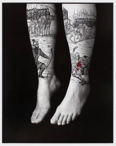 Shirin Neshat, Rebelión divina, 2012 Cortesía Gladstone Gallery, New York and Brussels © Shirin Neshat