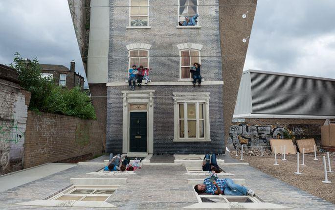'Dalston House' - © Gar Powell-Evans