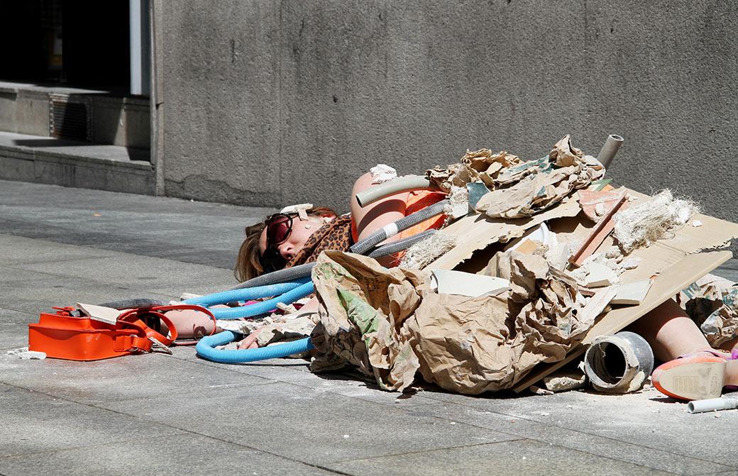 'Fashion Victims' - Yolanda Domínguez