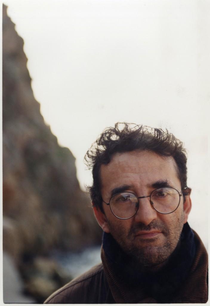 Robero Bolaño (1953-1993) © Alejandro Yofre