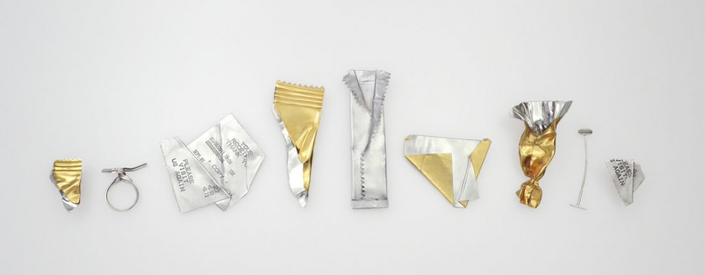 'Rubbish Jewellery' - Hollie Paxton