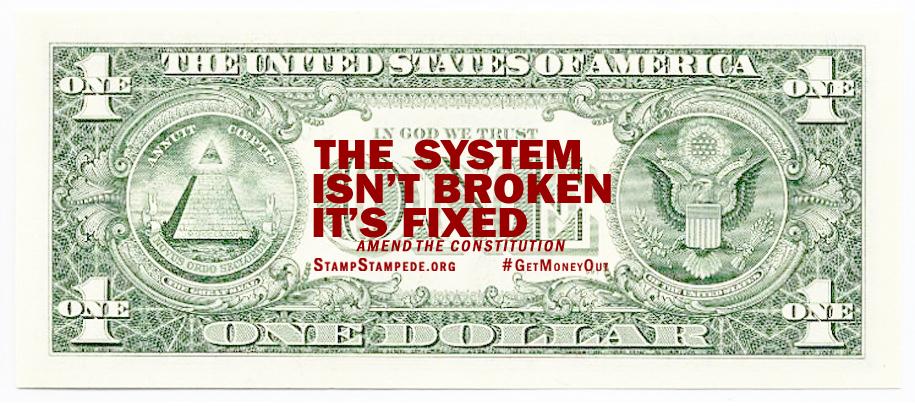 El sistema no está deshecho, está 'arreglado'