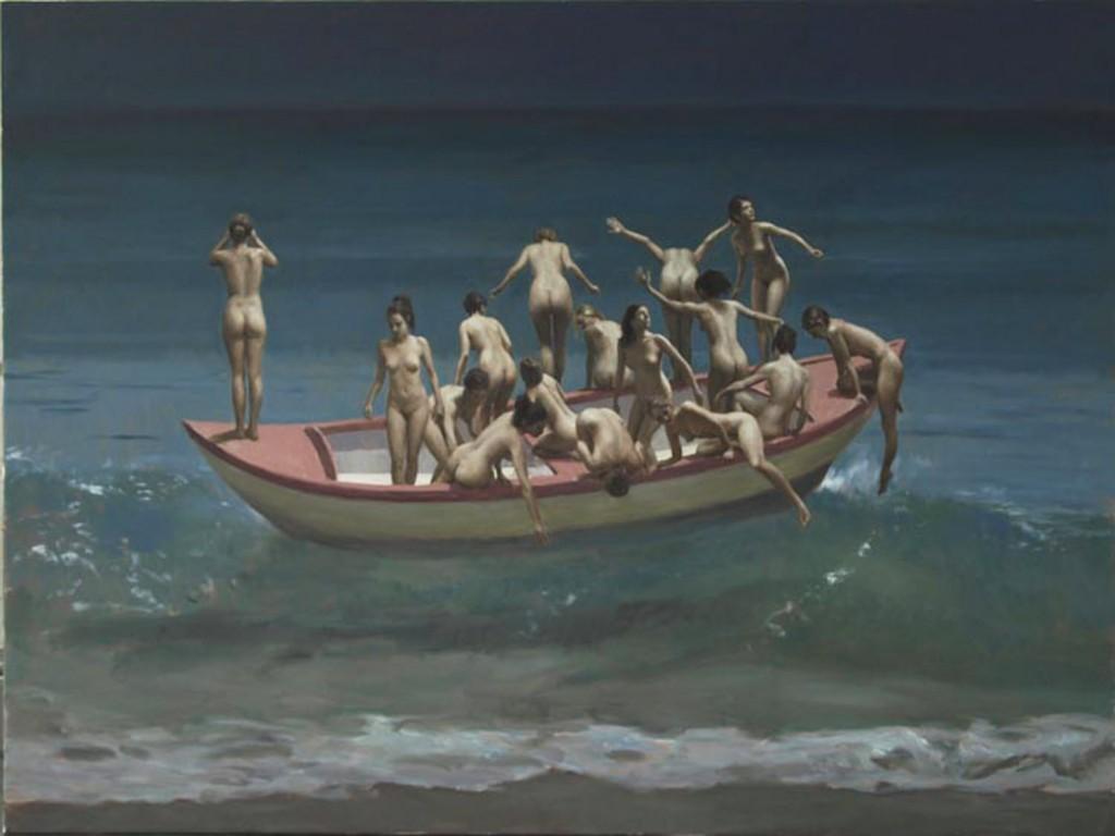 'Boat 2' - Harry Holland