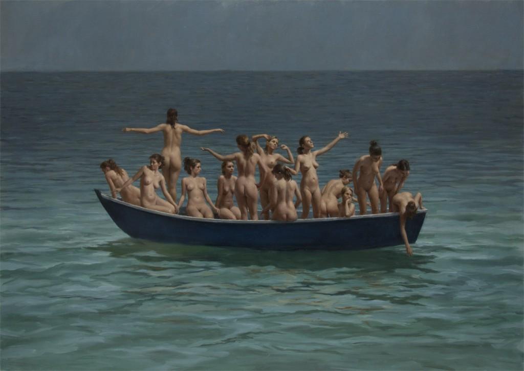 'Boat fourteen' - Harry Holland