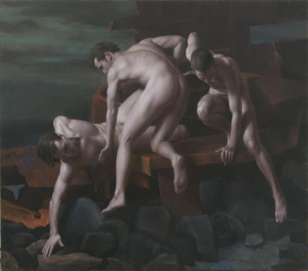 'Raft Three'  - Harry Holland