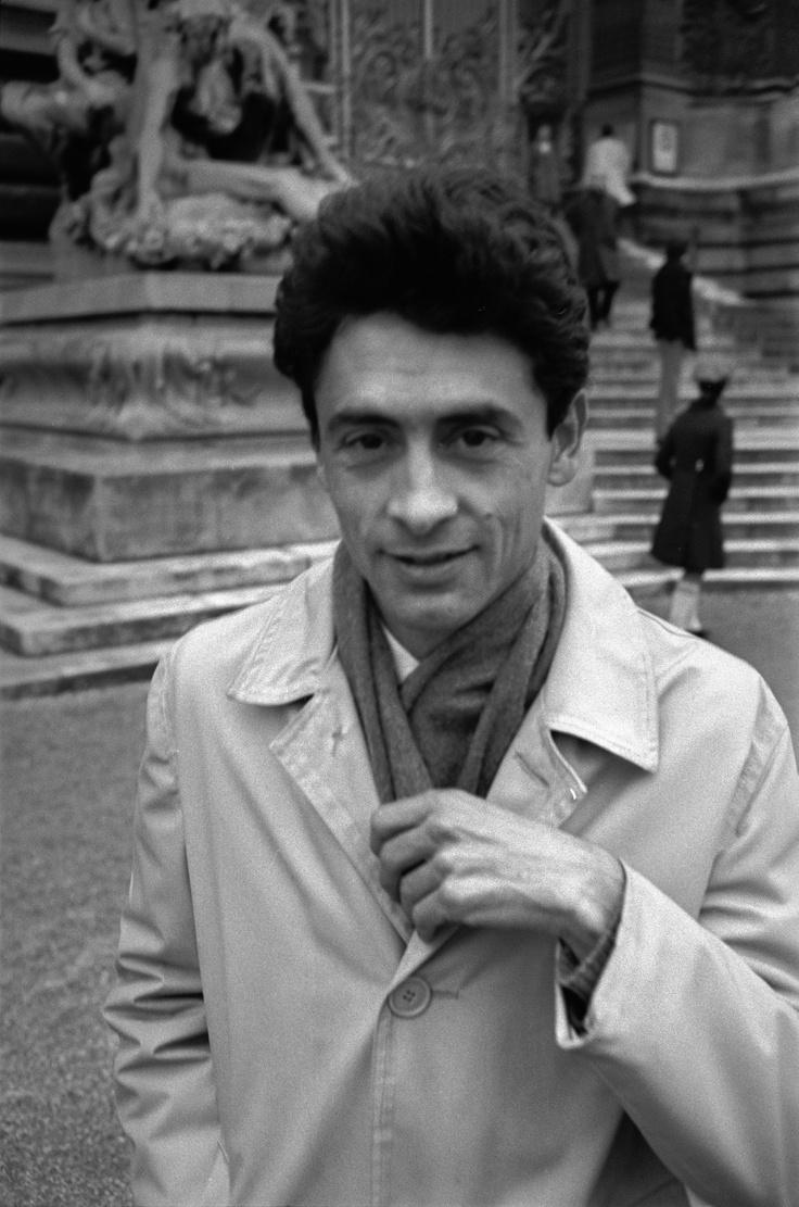 Sergio Larrain, 1967 © René Burri / Magnum Photos