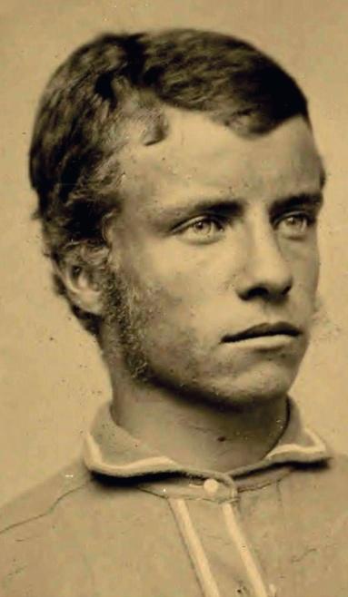 Theodore Roosevelt a los 21 años