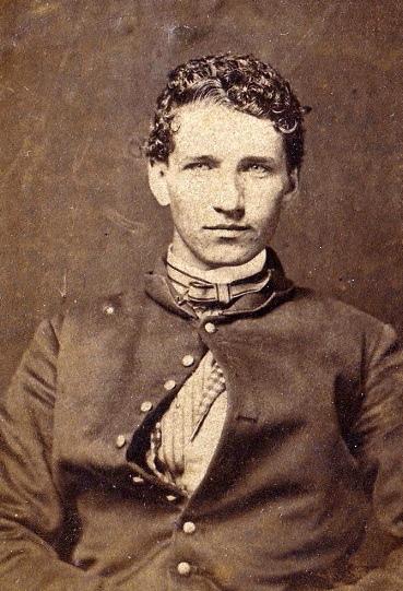 Alva Wilder (1842-1918), soldado en la Guerra Civil estadounidense
