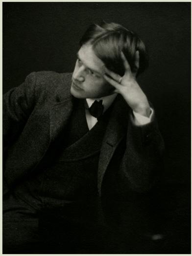 Everett Shinn, pintor realista estadounidense, en 1901