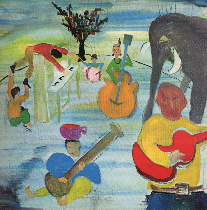 """""""Music From Big Pink"""" (1968)"""