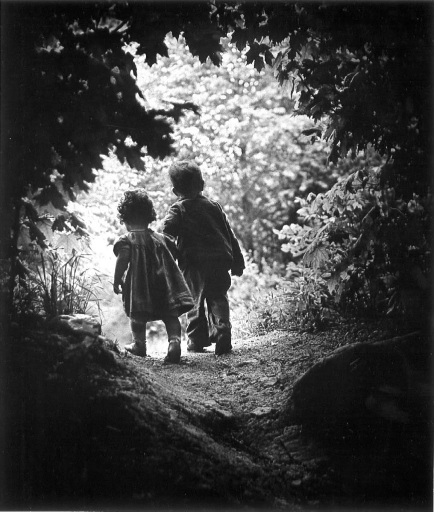 """A Walk to the Paradise Garden"" - W. Eugene Smith, 1946"
