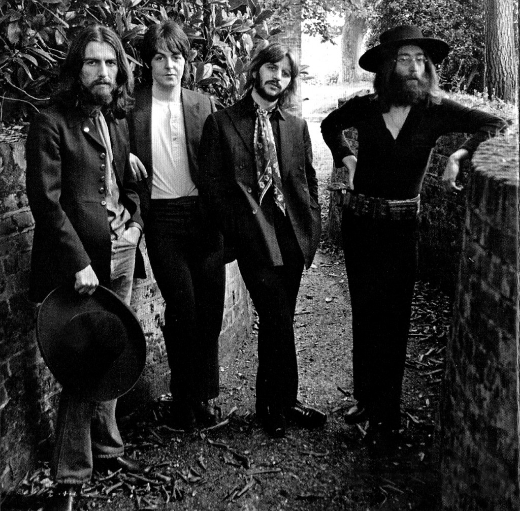 The Beatles, 22 de agosto 1970 . Foto: Ethan Russell