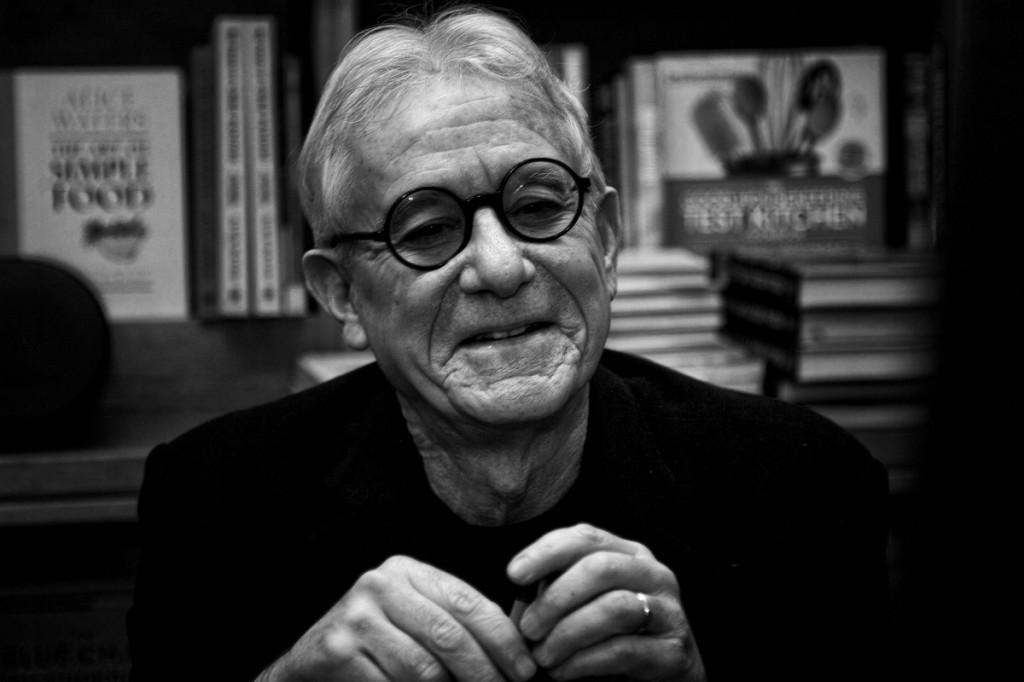 Greil Marcus (Foto: Jose Ángel González)