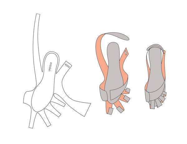 Sandal - Unifold - 2