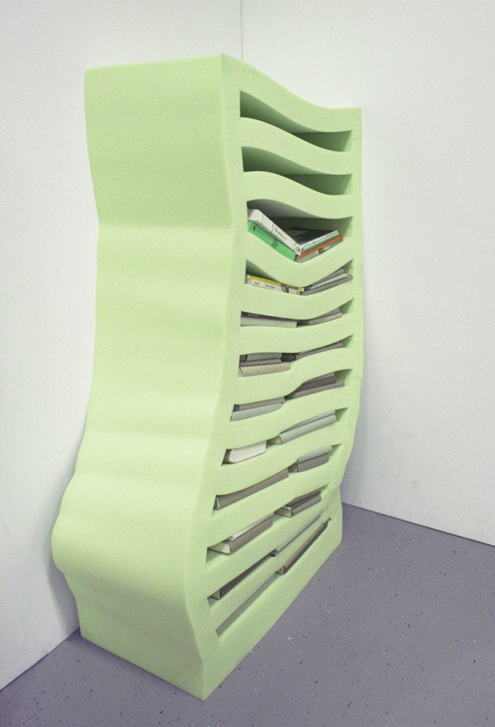 'Soft Cabinet Green' - Studio Dewi Van De Klomp