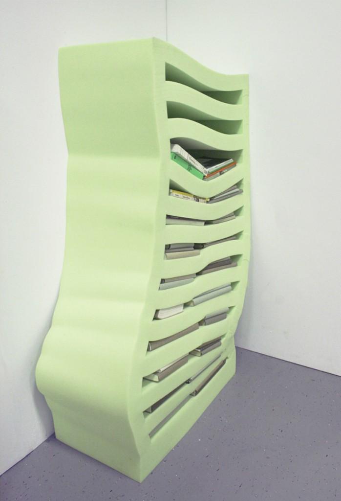 'Soft Cabinet Green' - Studio Dewi Van De Klomp