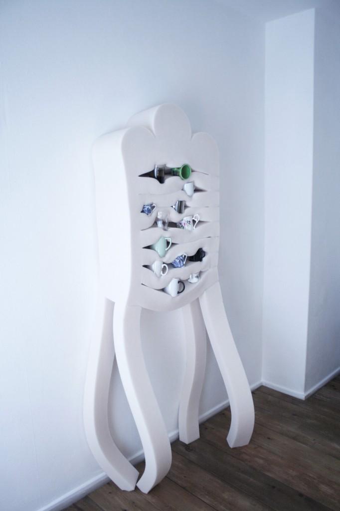'Soft Cabinet High' - Studio Dewi Van De Klomp
