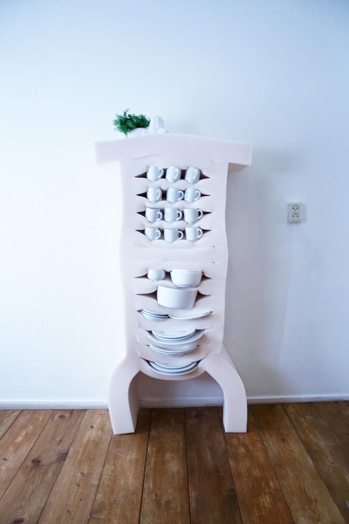 'Soft Cabinet Small' - Studio Dewi Van De Klomp