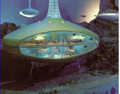 GM's Futurama II -1964 World's Fair