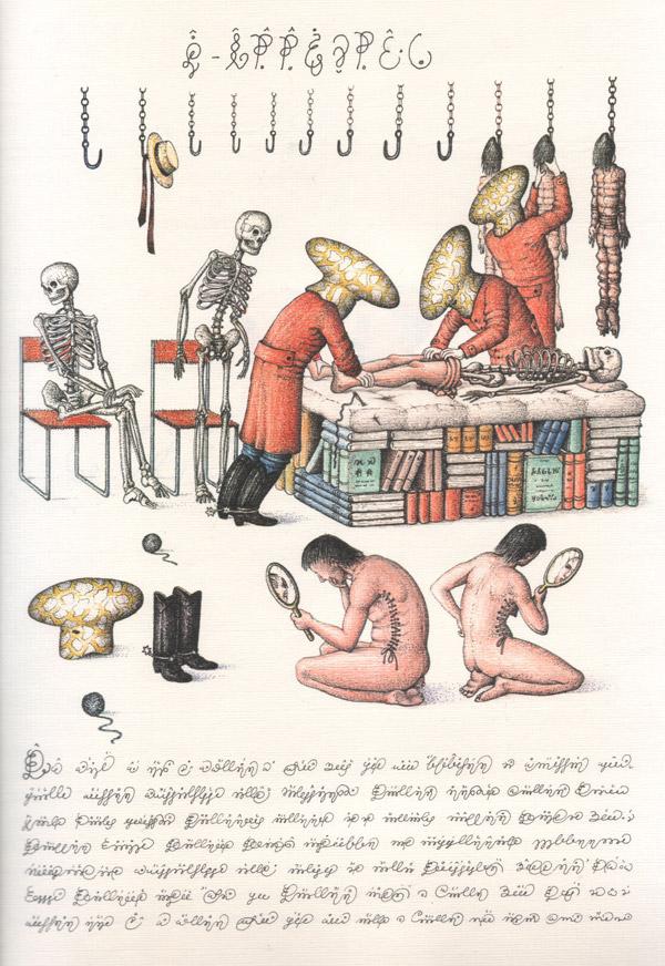 'Codex Seraphinianus'