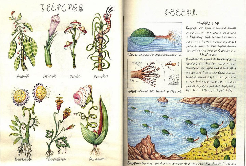 """Reeditan el 'Codex Seraphinianus', """"el libro más raro del"""