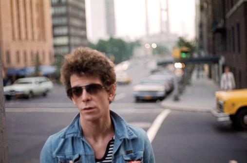 Lou Reed, 1975 - Foto: Mick Rock