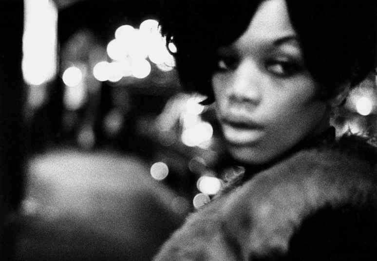The Combat Zone: Prostitute, Boston, 1968 © Jerry Berndt