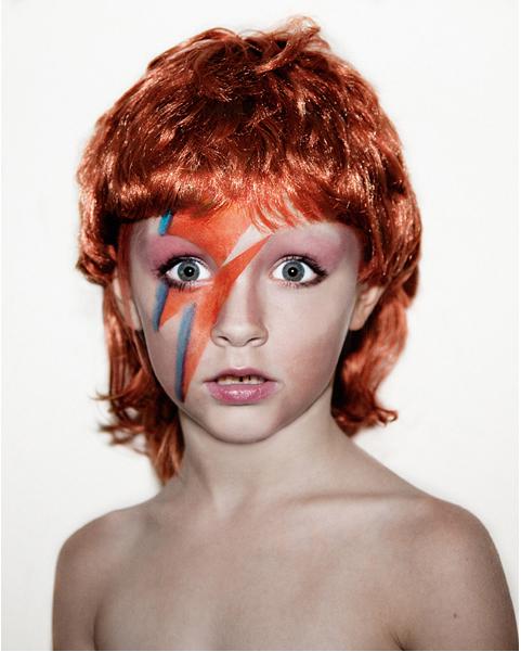 'En Texas es ilegal que los niños tengan peinados raros' - Olivia Locher