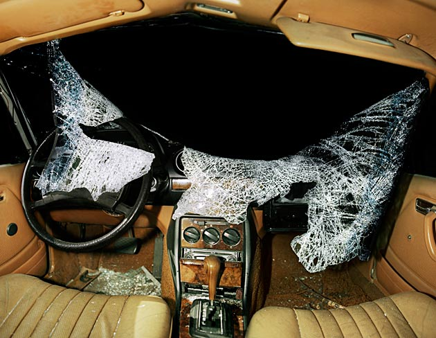 Nicolai Howalt- Car Crash