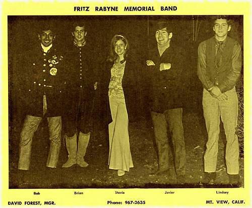 Fritz, 1967