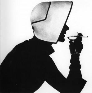 Richard Avedon, 1945