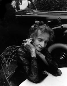 Consuelo Cloos, 1980 © Judy Dater