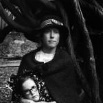 Gael and Rachel, 1971 © Judy Dater