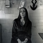 Joyce Goldstein in her Kitchen, 1969 © Judy Dater