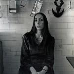 Joyce Goldstein in her Kitchen, 1969 © Judy Dater
