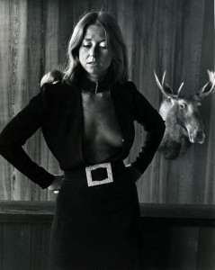 Libby and Moose, 1973 © Judy Dater