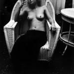 Maggie smoking, 1970 © Judy Dater