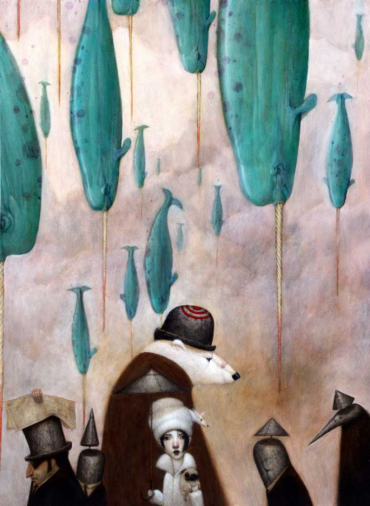 'Narwhal Rain' - Bill Carman