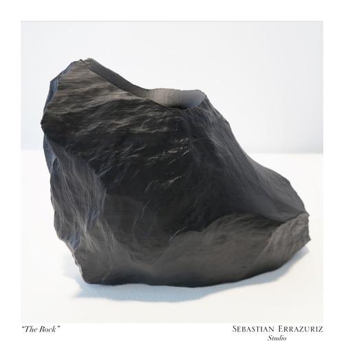 'La roca', zapato nº 12, dedicado a Alice - Sebastian Errazuriz