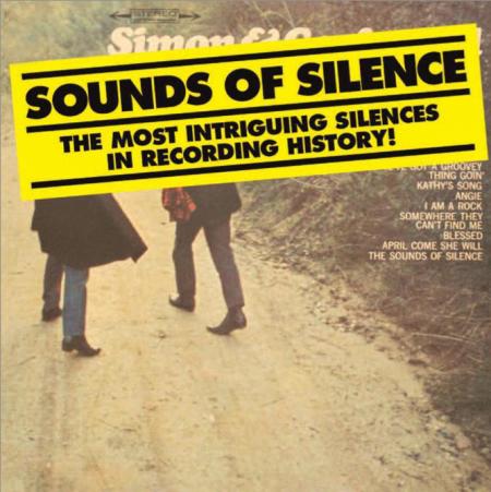 Portada del recopilatorio 'Sounds of Silence'