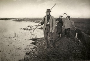"""""""Coming Home from the Marshes"""",1886"""