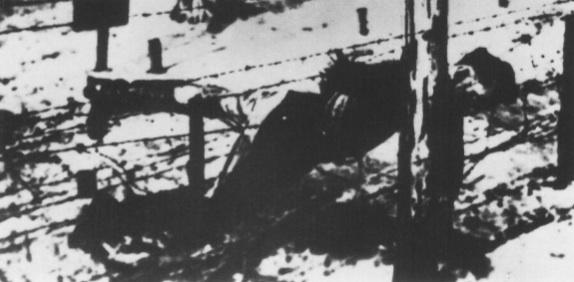 El cadáver del hijo de Stalin
